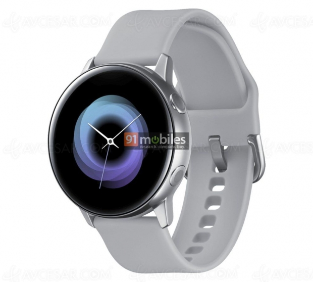 Smartwatch Samsung GalaxySport: image enfuite