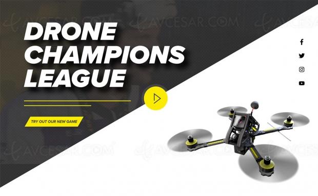 Drone Champions League, les nouveaux chevaliers du ciel