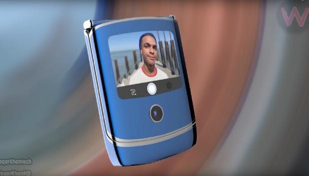 Bientôt un nouveau Motorola Razr à écran pliable ?