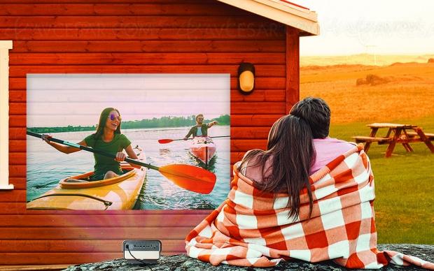 Viewsonic X10-4K, vidéoprojecteur DLP Ultra HD/4K LED courte focale