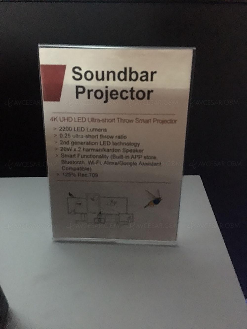 Viewsonic Ultracourte Dlp X1000 4kVidéoprojecteur Ultra Led Hd4k sQhtdxCr