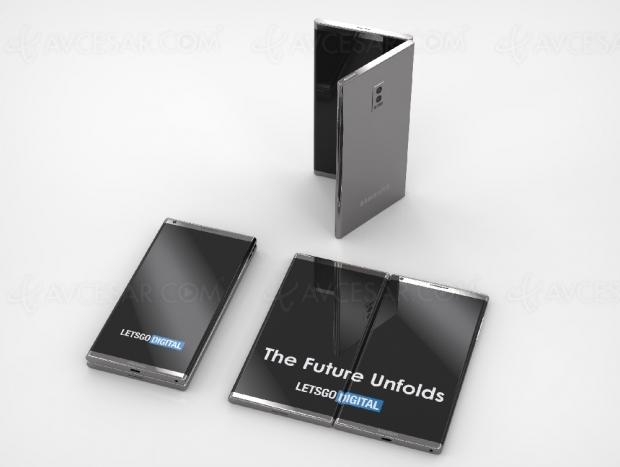 Deuxième écran pour le smartphone pliable Samsung GalaxyFlex?