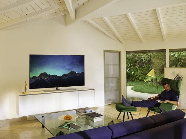 TV LED QLED Ultra HD/4K 2019 Samsung Q60R, Q70R, Q85R et Q90R : mise à jour spécifications techniques