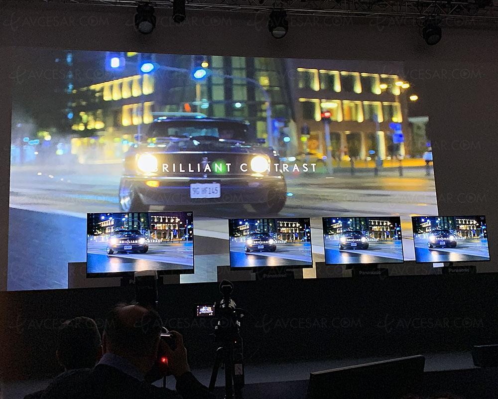 Panasonic GZ950 GZ1000 4K OLED Sur L'examen TechRadar   purtentcapor ga