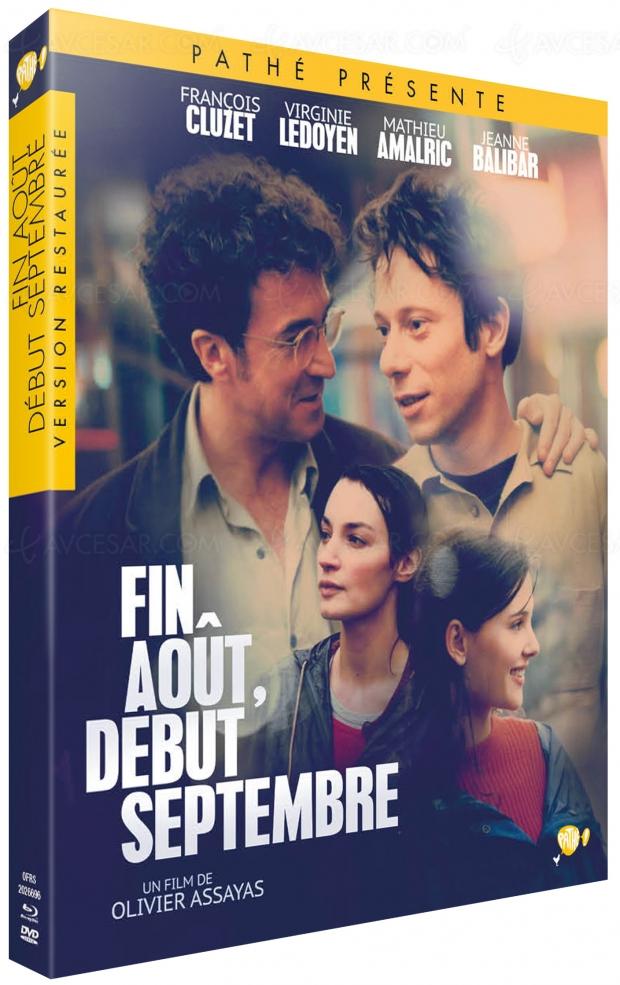 Fin août début septembre, le film d'Olivier Assayas avec Mathieu Amalric et François Cluzet en version restaurée