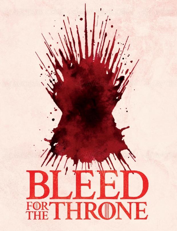 Game of Thrones veut votre sang (la Croix Rouge aussi)