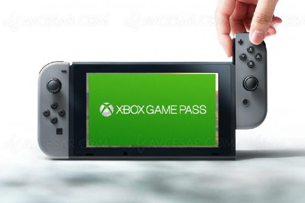 Les jeux Xbox One bientôt sur… Nintendo Switch ?