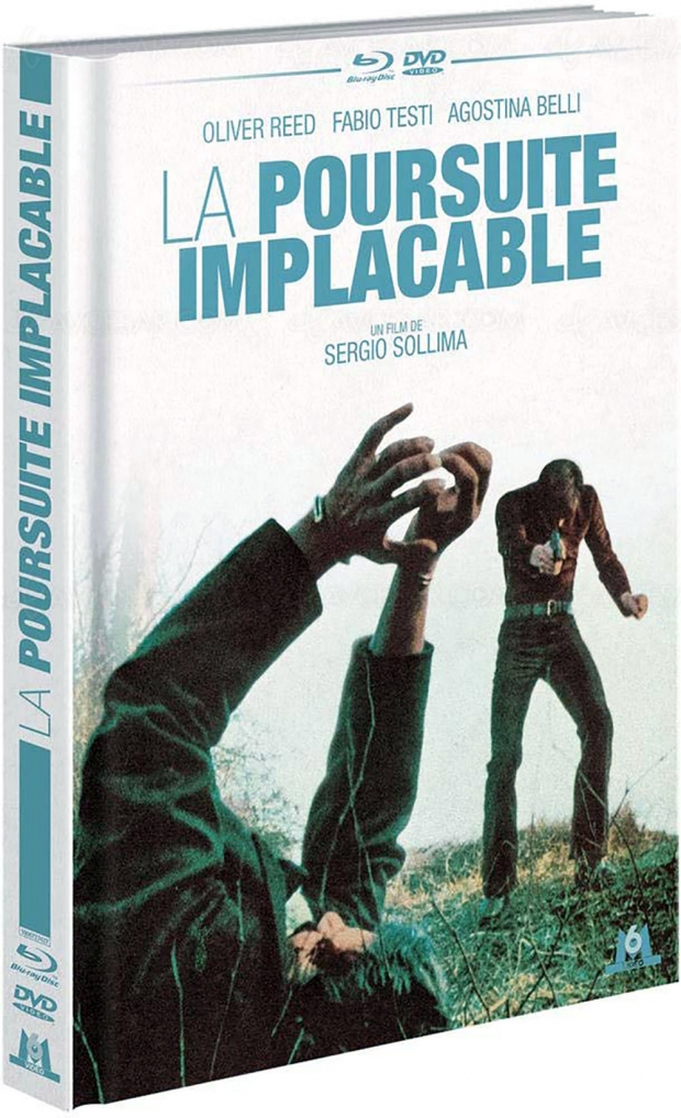 La poursuite implacable, le fameux néo-polar de Sergio Sollima enfin en Blu-Ray/DVD