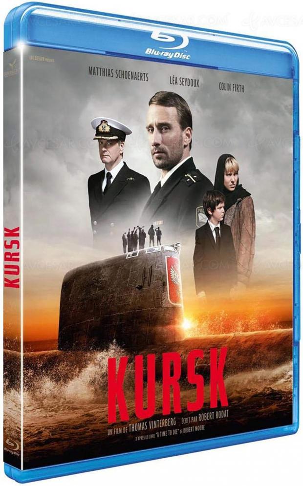 Luc Besson présente Kursk avec Léa Seydoux, Matthias Schoenaerts et Colin Firth