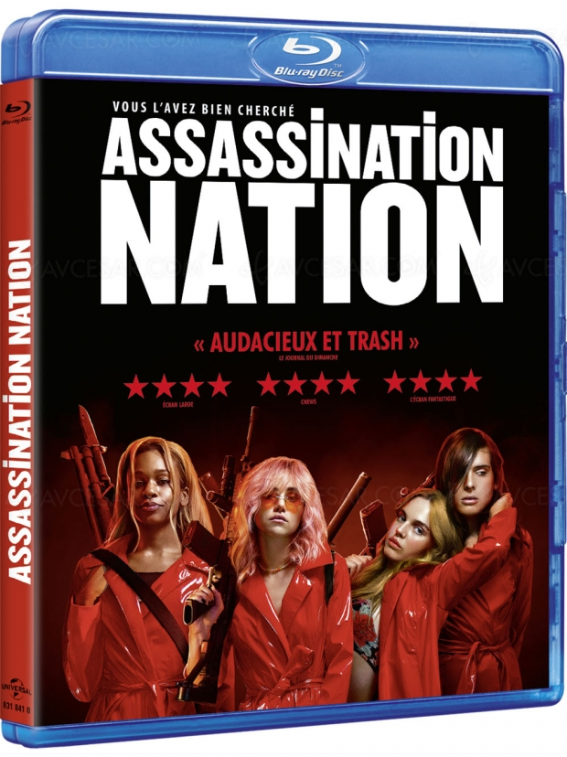 Assassination Nation : l'ère 2.0 et trash selon Sam Levinson