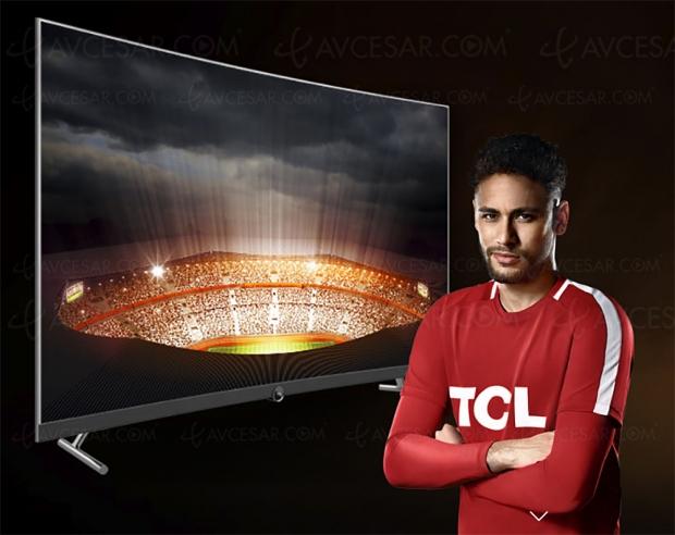 TCL TV, croissance record des ventes en 2018