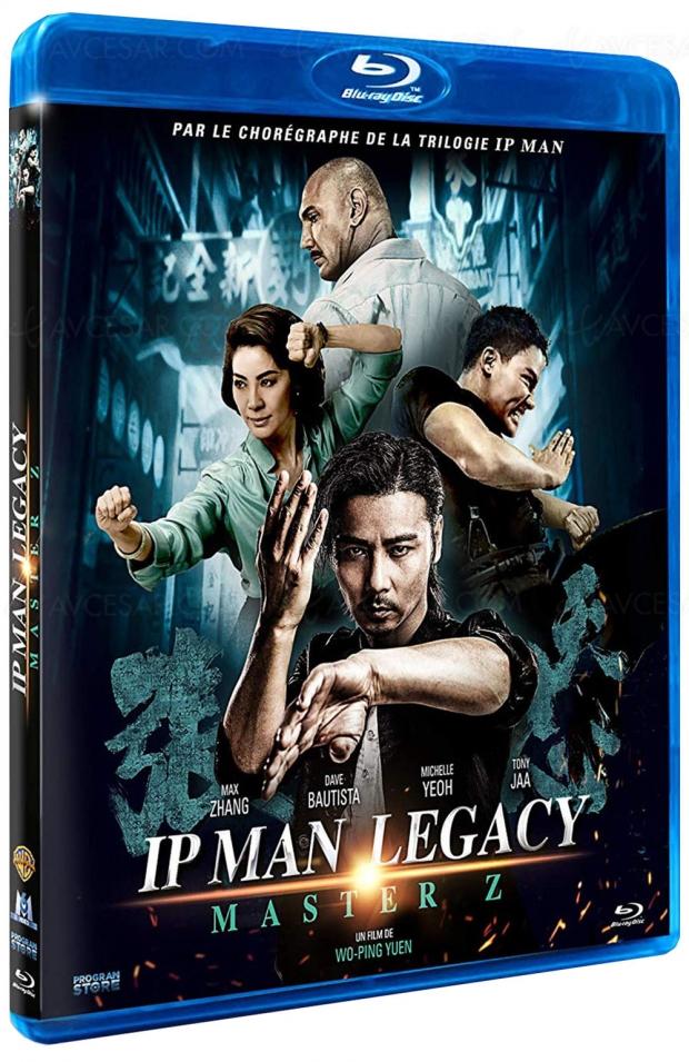 Master Z, le nouveau spin off de Ip Man arrive en Blu-Ray