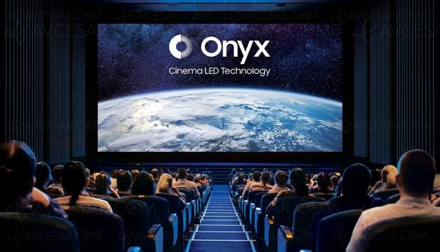 Onyx Cinema LED Samsung 4K (Pathé Beaugrenelle), cinéma et téléviseur convergent