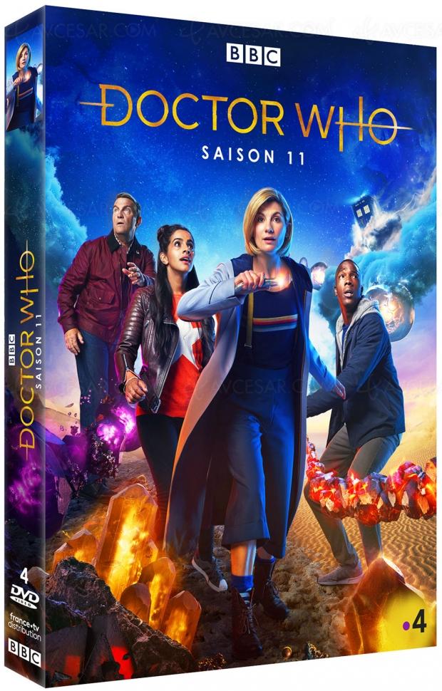 Doctor Who saison 11, Jodie Whitaker (Broadchurch) fait une entrée remarquée