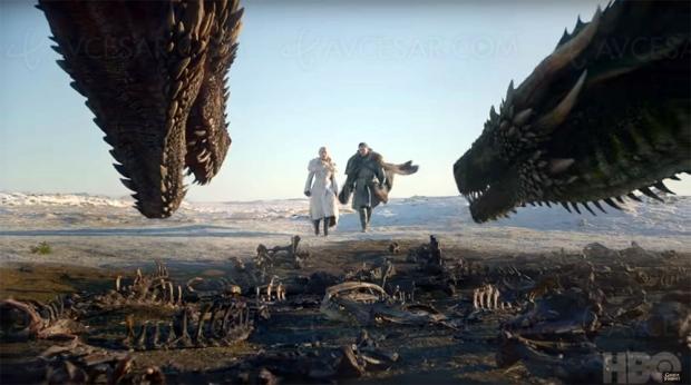 Le teaser de Game of Thrones saison 8 enfin dévoilé !