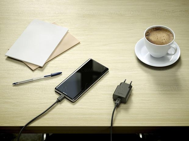 Smartphone Xperia L3, nouveau modèle entrée de gamme Sony avec grand écran et effet Bokeh