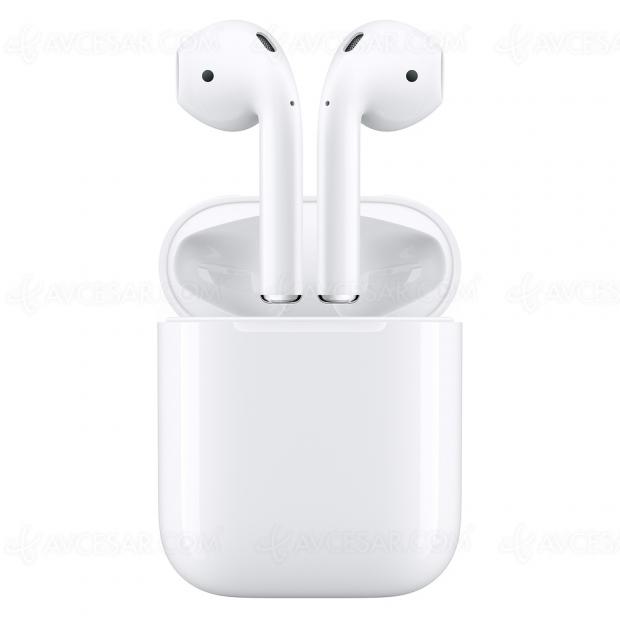Recharge sans‑fil en 15 minutes (!) pour les nouveaux Apple AirPods ?