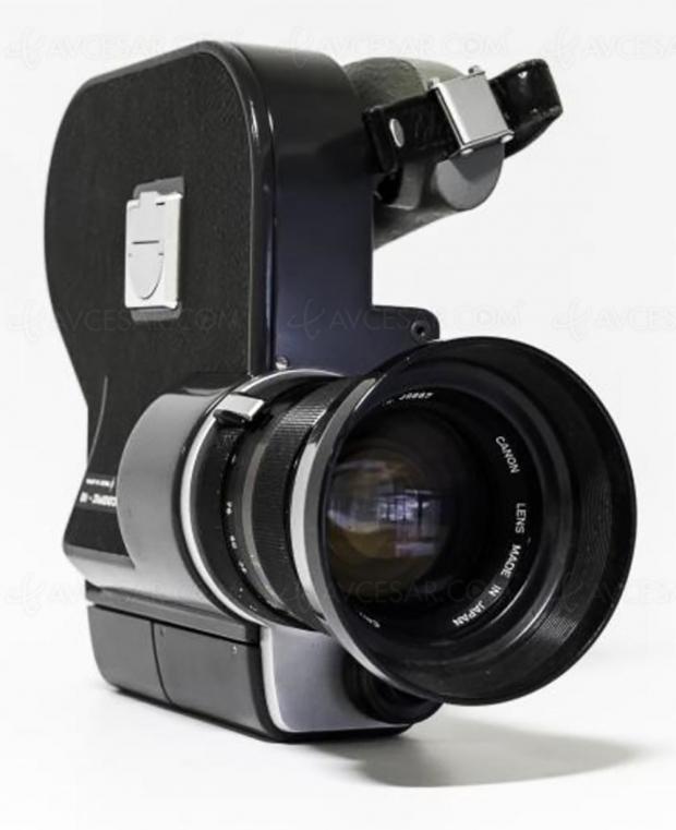 Caméra 16 mm à vendre, joue-la comme J.J. Abrams