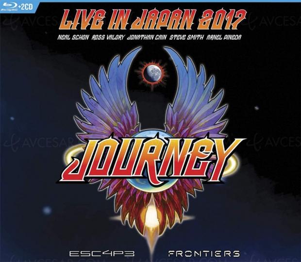 Journey rejoue deux de ses albums mythiques au Japon
