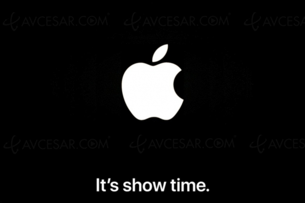 Conférence Apple le 25 mars : « It's show time »