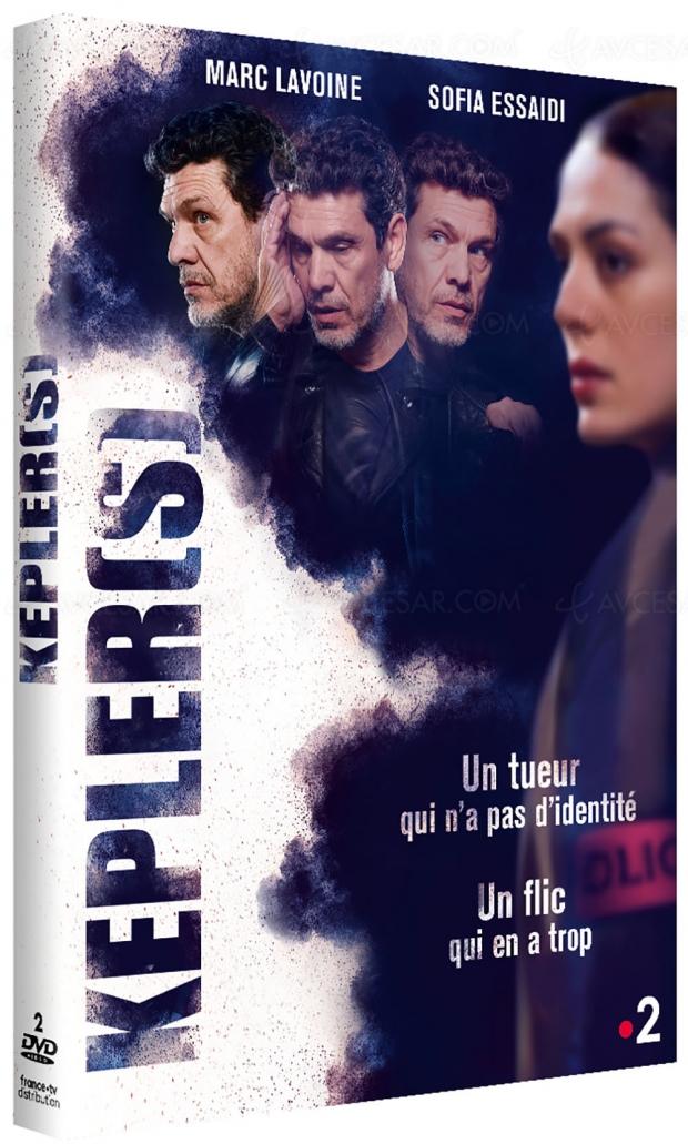 Kepler(s) en DVD le 20 mars, Marc Lavoine sous la direction de Frédéric Schoendoerffer