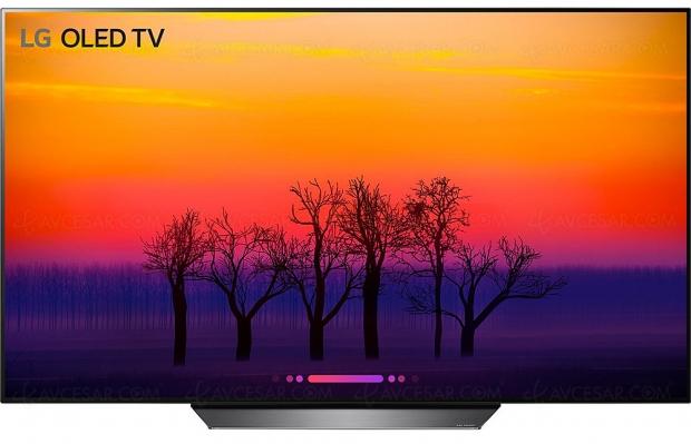 Bon plan Jours Fnac, TV Oled LG 55E8 à -1 000 €