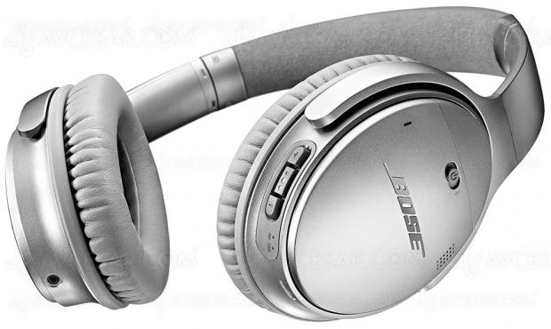 Bon plan Jours Fnac, casque Bluetooth réduction de bruit Bose QuietConfort 35 II à -60 €