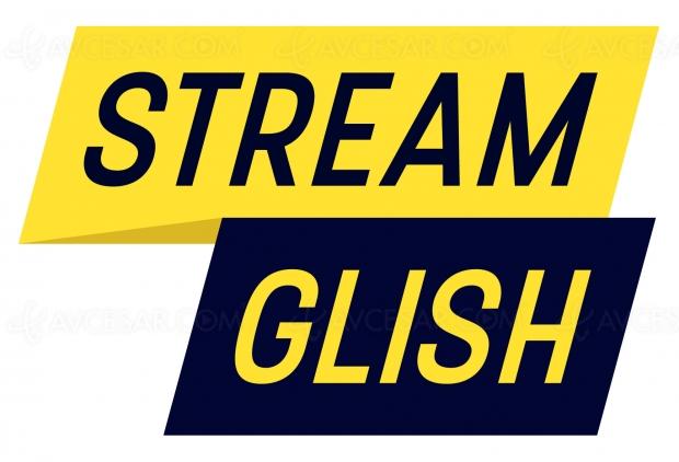 StreamGlish : le streaming malin pour apprendre à se passer des sous‑titres