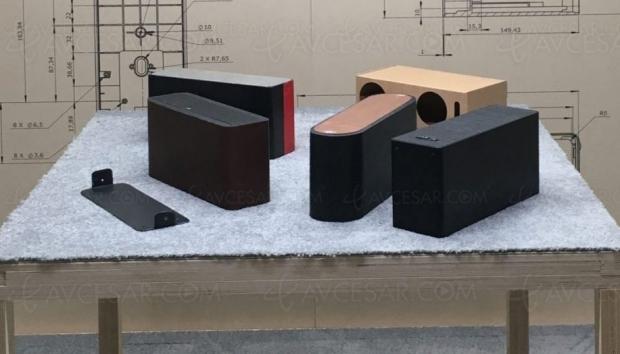 Enceintes multiroom Ikea/Sonos « Symfonisk » présentées début avril