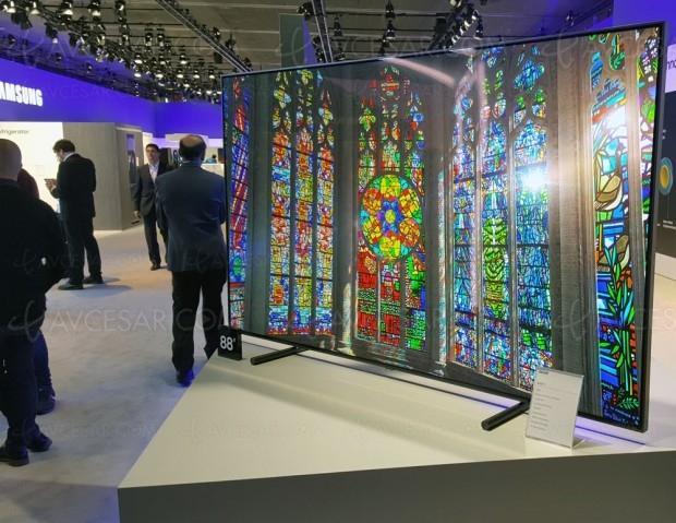 Bon plan Jours Fnac, TV Ultra HD/4K QLED Samsung QE88Q9F (224 cm) à -4 000 €
