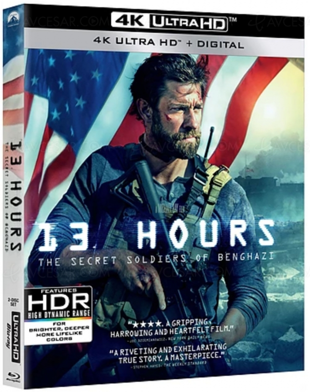 13 Hours, Michael Bay et la guerre en 4K Ultra HD