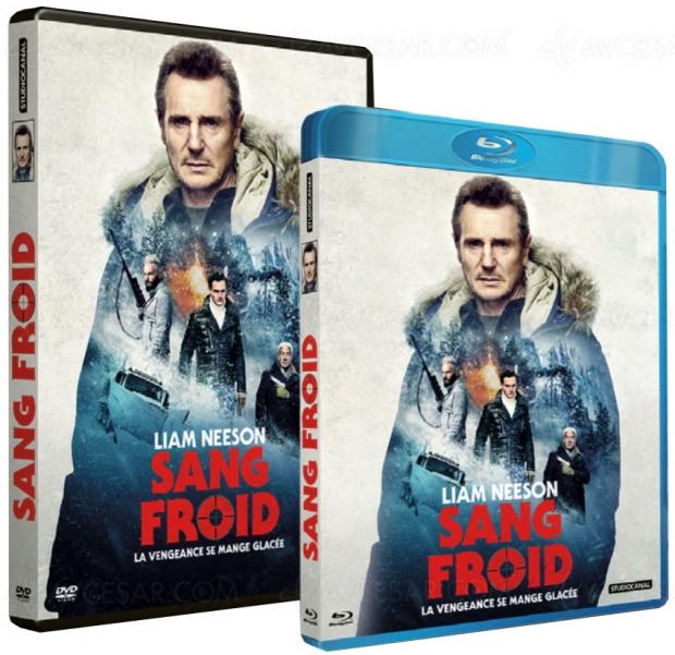 Sang froid 4K Ultra HD, date de sortie française connue pour le dernier Liam Neeson