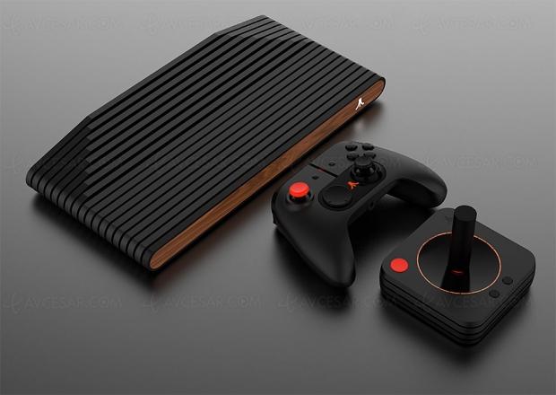 Console Atari VCS améliorée… mais retardée