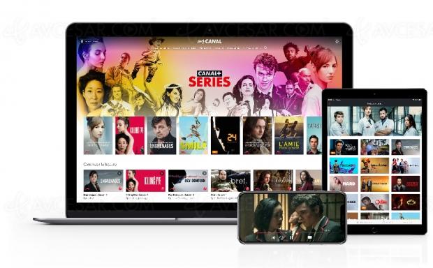 Canal+Séries à l'assaut de Netflix ?