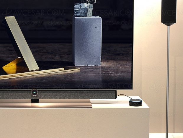 Les téléviseurs Loewe désormais compatibles Amazon Alexa