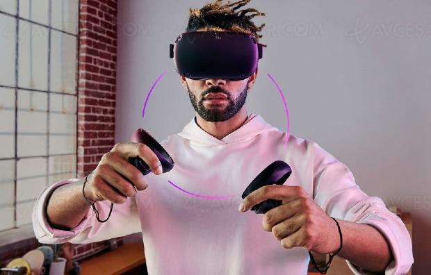 Oculus Rift S et Oculus Quest, nouveaux casques de réalité virtuelle