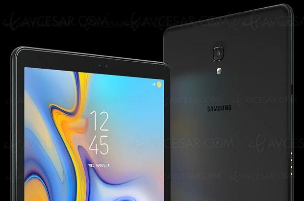 Tablettes Samsung Galaxy Tab A 10,1