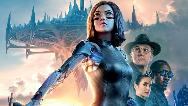 Alita : Battle Angel, sortie 4K Ultra HD Blu‑Ray France le 19 juin