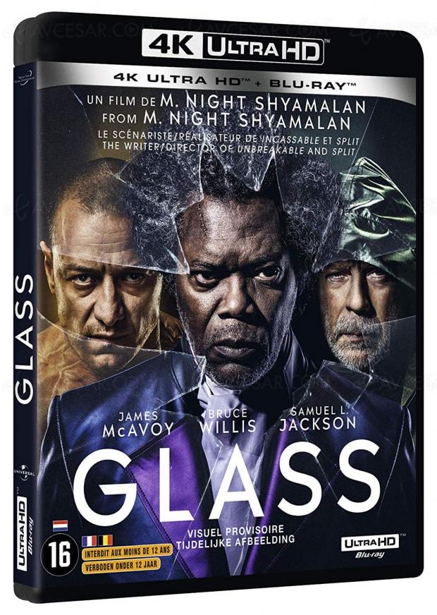 Vous reprendrez bien un verre de Glass ? Sortie France 4K Ultra HD imminente