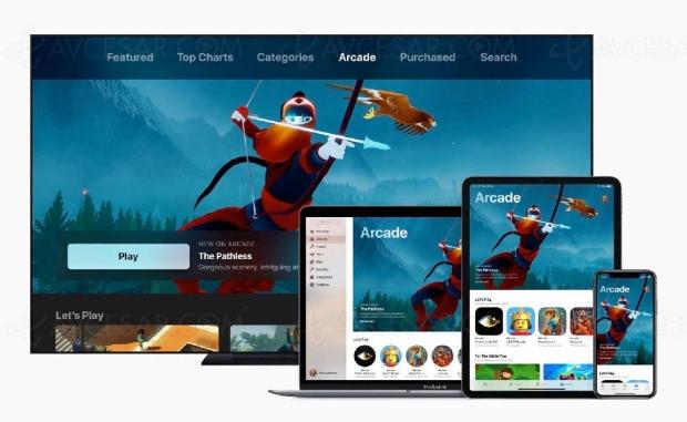 Apple Arcade, plateforme de jeu vidéo par abonnement