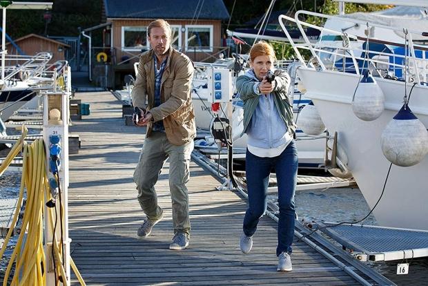 Meurtres à Sandhamn saisons 5, 6, 7, retour sur l'île mystérieuse