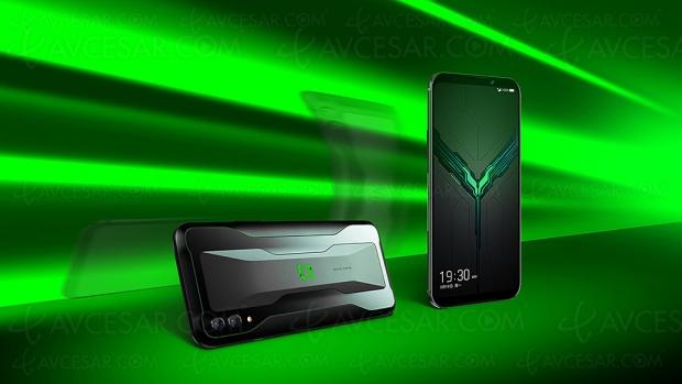 Smartphone Gaming Black Shark 2