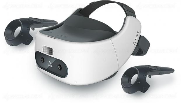 HTC Vive Focus Plus, mise à jour disponibilité et prix du casque réalité virtuelle professionnel