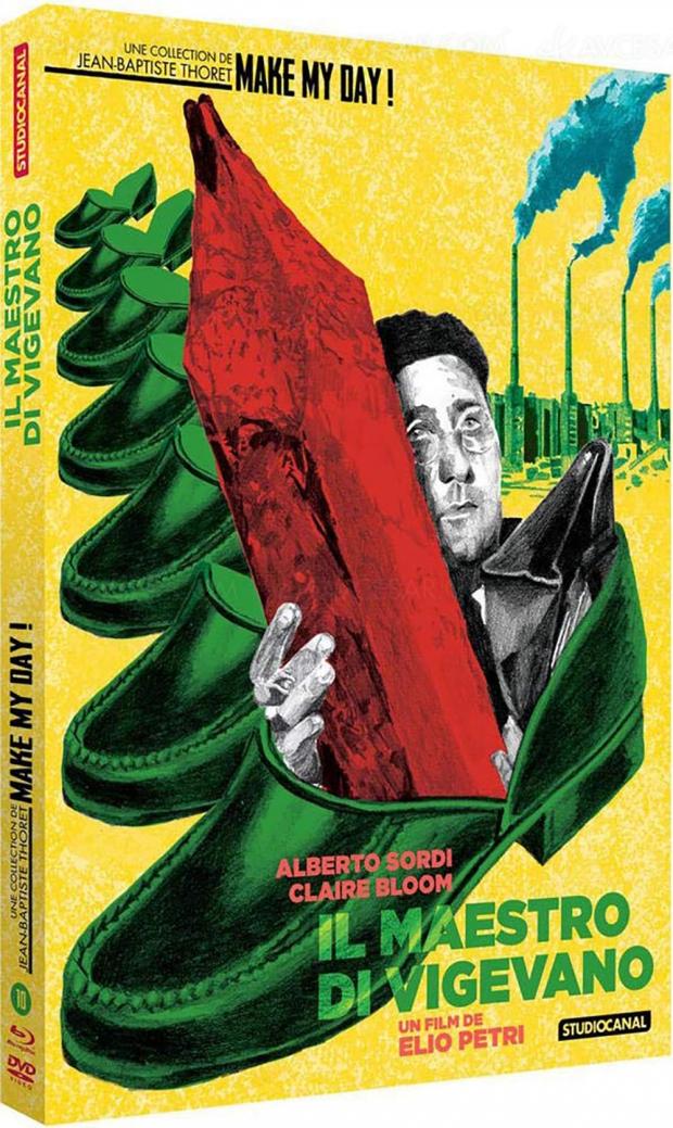 Il maestro di Vigevano : deux monstres sacrés du cinéma italien réunis dans un film rare