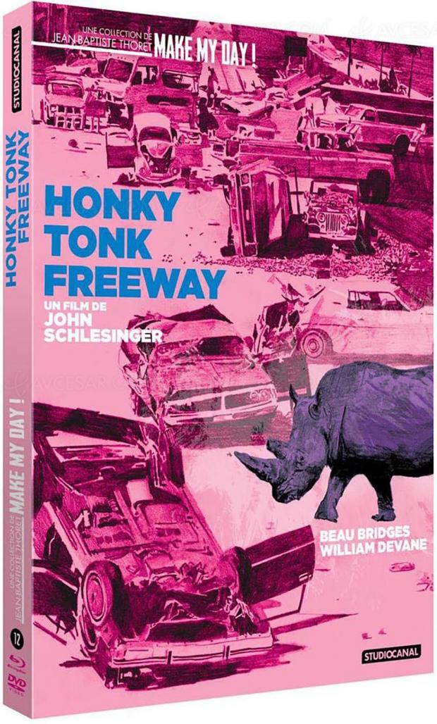 Honky Tonk Freeway, panique à Ticlaw dans une comédie satirique de John Schlesinger
