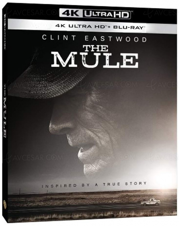 La Mule 4K Ultra HD : Clint Eastwood au sommet