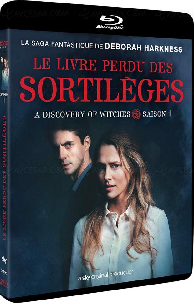 Le livre perdu des sortilèges saison 1, le retour des vampires et des sorcières