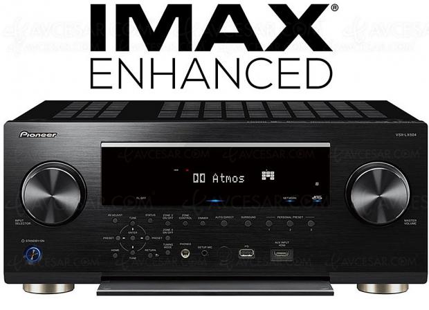 Pioneer VSX‑LX504, 9.2, Dolby Atmos, DTS:X, Imax Enhanced, eARC, FlareConnect, ChromeCast, DTS Play‑FI, DSD…