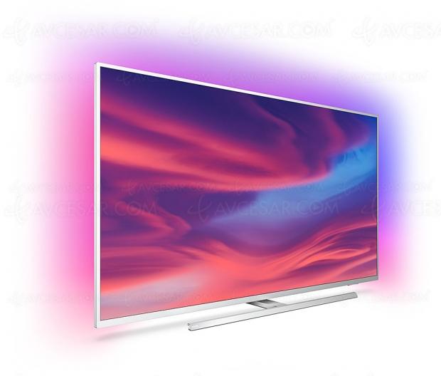 TV LED Ultra HD/4K The One Philips PUS7304, 43''/50''/55''/65'' et 70'', mise à jour prix, spécifications et disponibilité