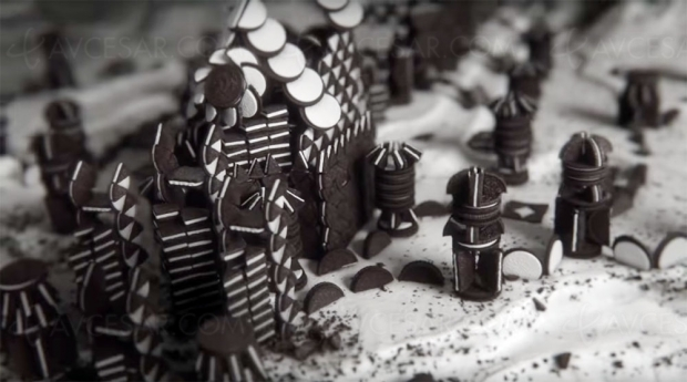 Oreo x Game of Thrones, un générique à croquer
